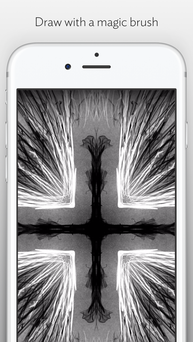 Silk 2 – Generative Art app image