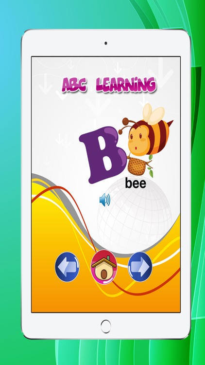 ABC Alphabet Animals Education for Kids Free screenshot-3