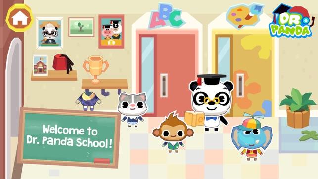 FREE Dr. Panda School App...