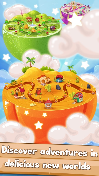 Fruit Pop! Puzzles in Paradise - Fruit Pop Sequel