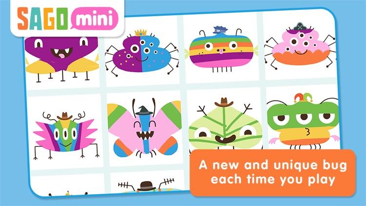 Sago Mini Bug Builder screenshot-4