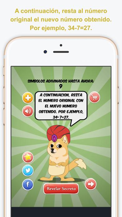 I Read Your Mind, Español (Leo Tu Mente) screenshot three