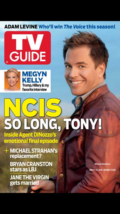 TV Guide Mag screenshot-0