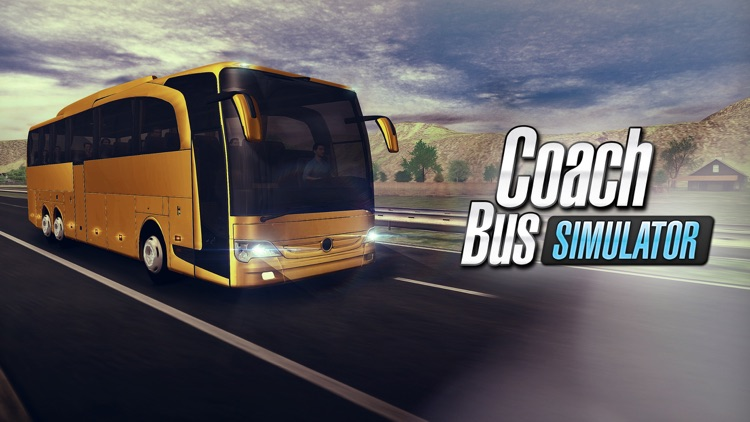 Coach Bus Simulator screenshot-0