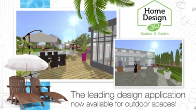 Screenshot #6 for Home Design 3D Outdoor&Garden
