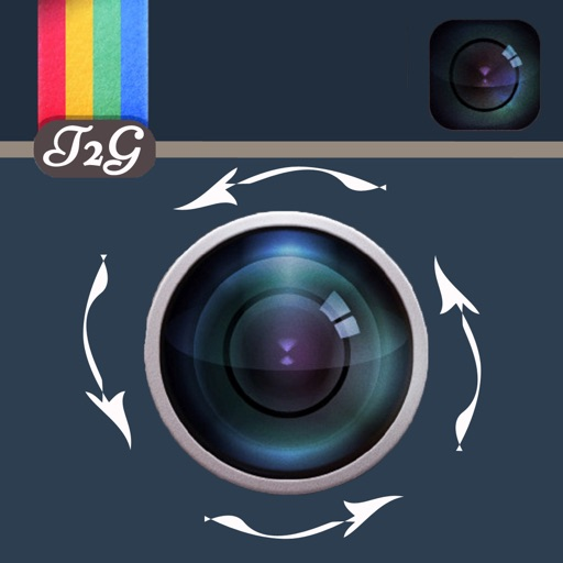 T2G Repost for Instagram- Repost & Edit Pictures/Videos iOS App