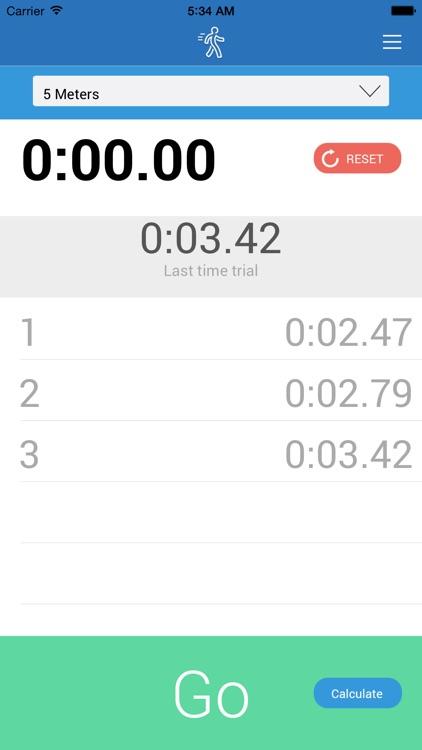 Gait Speed screenshot-3