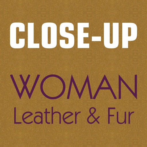 Close-Up Woman Leather & Fur icon