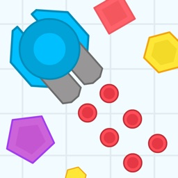 Diep.io Tank - Free tank io war game of Agar.IO