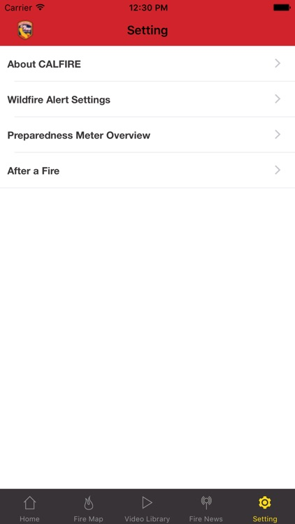 CAL FIRE Ready for Wildfire screenshot-4