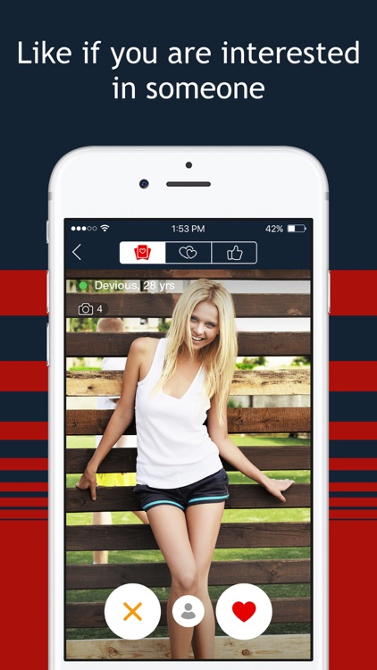 UpForIt -Top online dating app for local singles