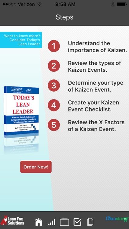 Healthcare Kaizen Event