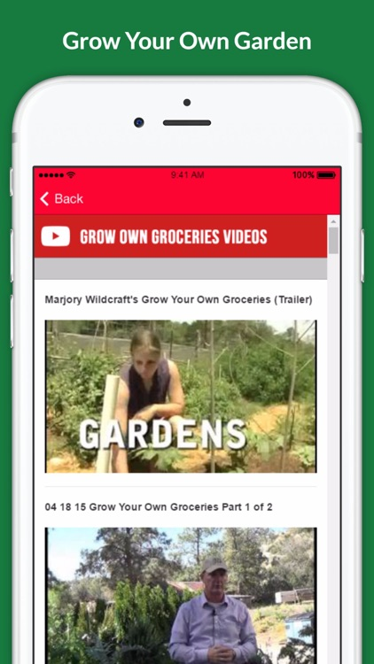 Grow Your Own Groceries screenshot-3