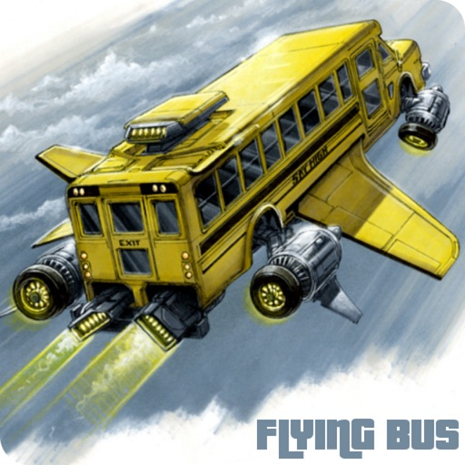 Car Driving Games >> Flying Bus- Free Flight Bus Simulator 2016 by Omer faruk Ozdemir