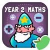 Crazy Maths Adventure - Age 7-8 Year 2 Lite - iPadアプリ
