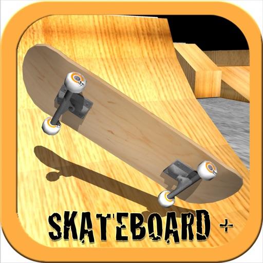 Skateboard+