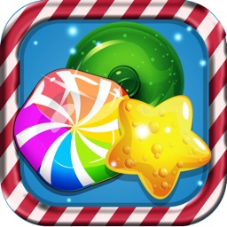 Disco Candy Dash : Funky Disco Candy Tap Pop Puzzle Game