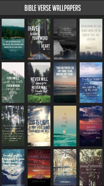 Bible Verse Wallpapers