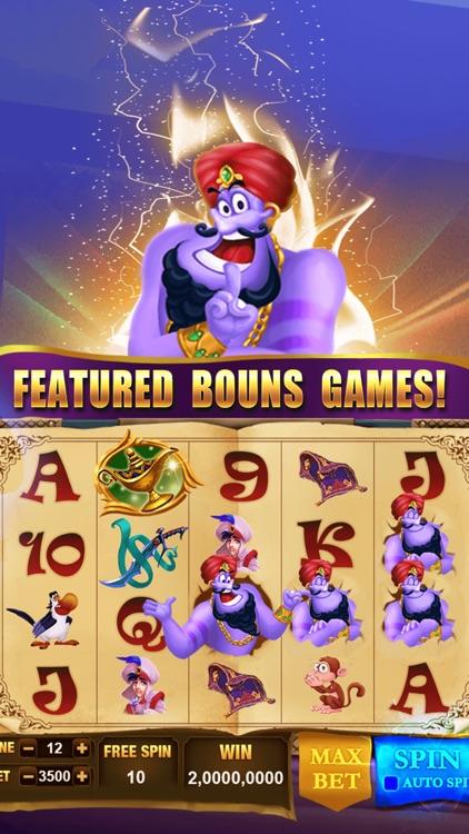 Royale Slots - Free Vegas Slot Machines screenshot-3