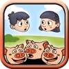 Tu historia con los tres cerditos – cuento interactivo para niños