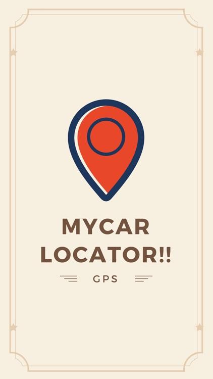 MyCar Locator!!
