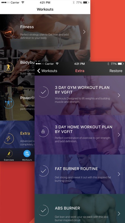 Fitness and Bodybuilding by VGFIT