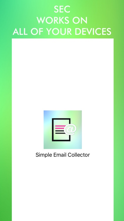 SEC - Simple Email Collector screenshot-4