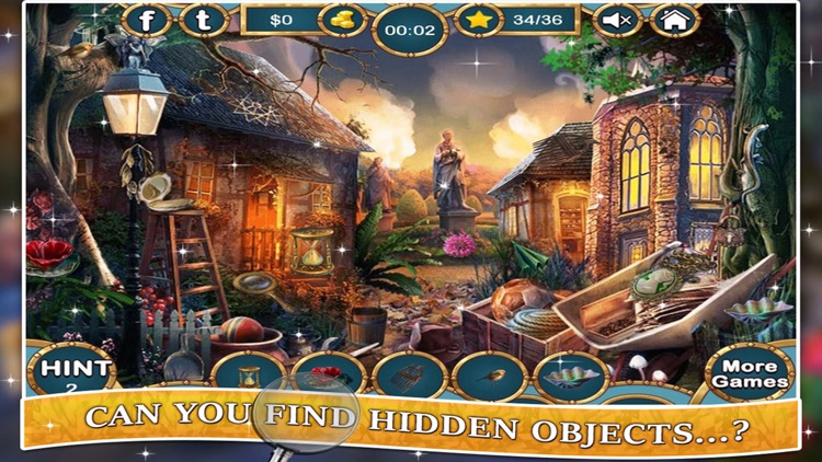 Mesmerize Temple - Hidden Objects game for kids, girls and adult screenshot-3