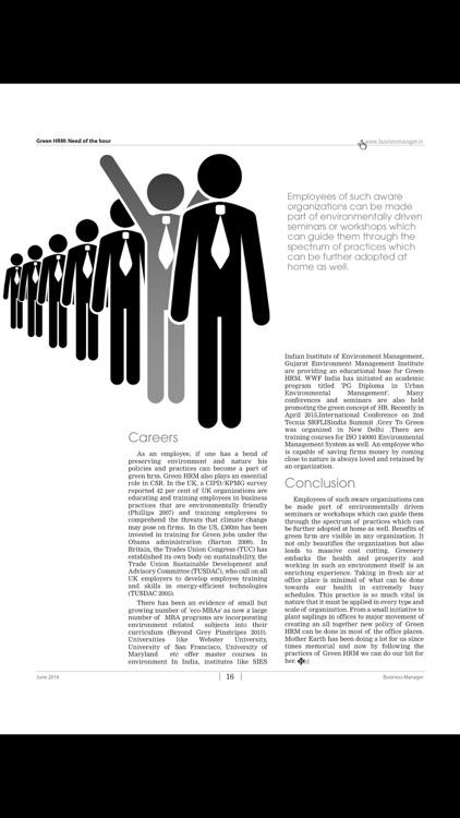 Business Manager Magazine screenshot-4