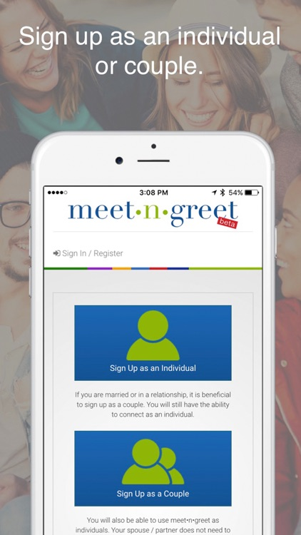 MeetnGreet - Make New Friends Nearby