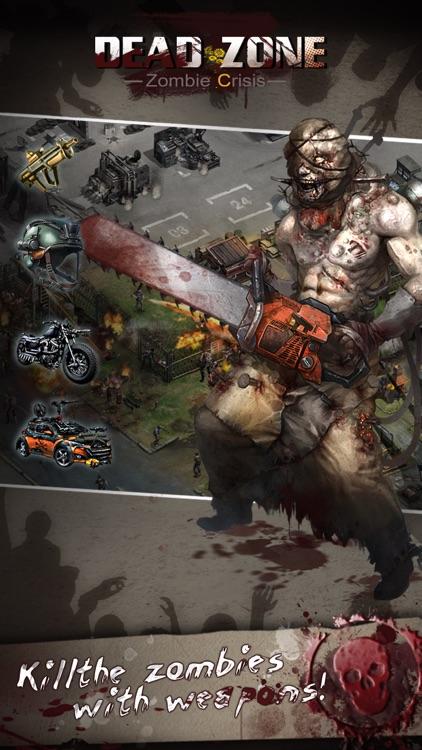 Dead Zone: Zombie Crisis screenshot-4