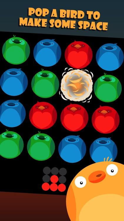 Poppy Birds - Brain Puzzle Game