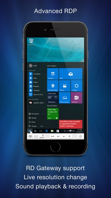 Remotix VNC & RDP screenshot-3