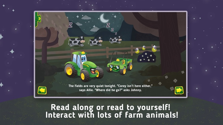 Johnny Tractor and Friends: Goodnight, Johnny Tractor screenshot-0