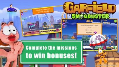 Screenshot from Garfield Smogbuster
