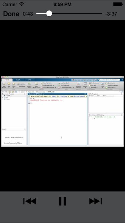 MathLabProgramming screenshot-3