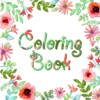 Secret Coloring Book - Free Anxiety Stress Relief & Color Therapy Pages for Adult - iPhoneアプリ