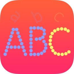write abc and number for kids