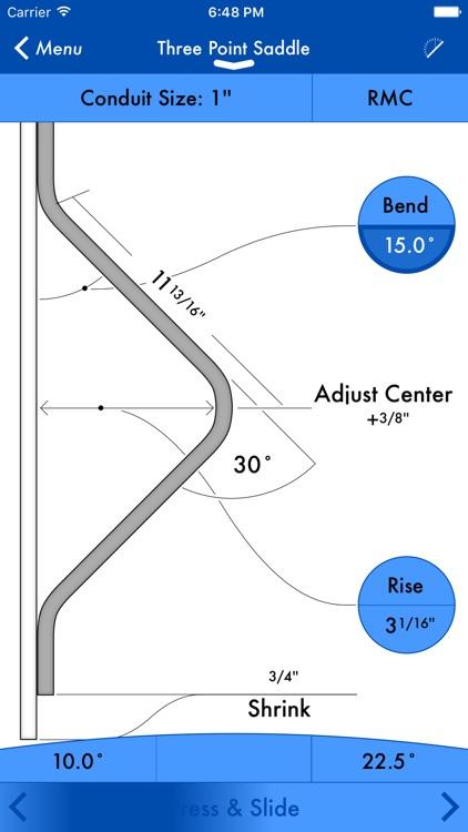 QuickBend: Conduit Bending Calculator