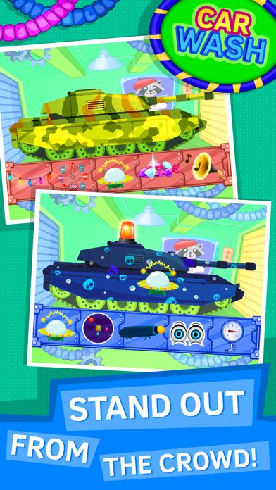 Lavado de autos para niñosCaptura de pantalla de3