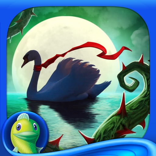 Grim Legends 2: Song of the Dark Swan - A Magical Hidden Object Game (Full) icon