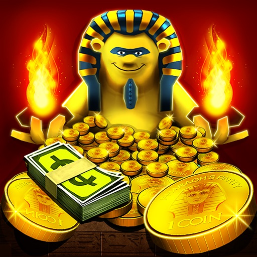 Pharaohs Party: Coin Pusher