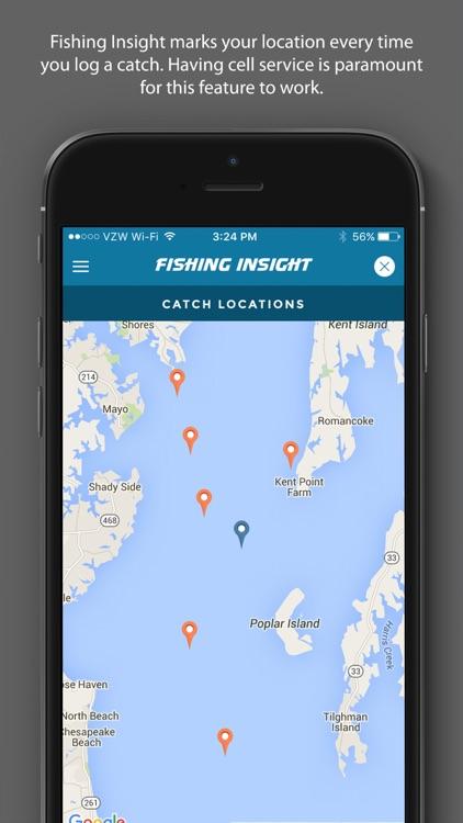 Fishing Insight - Intelligent Fishing Logbook screenshot-4