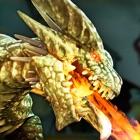 Thron Von Drachen: Feuer Rennen . Spiele Kostenlos icon