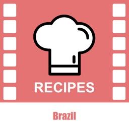 Brazil Cookbooks - Video Recipes