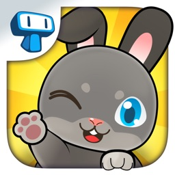 My Virtual Rabbit ~ Bunny Pet Game for Kids