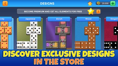 Dominoes Online Casual Arena screenshot