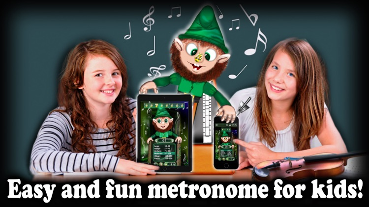MetraGnome - Metronome for Children screenshot-0