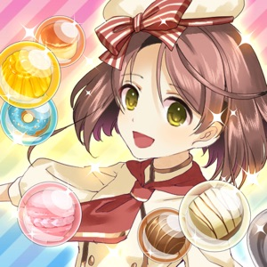 バブルパティ 【甘かわいい無料のパズルゲーム】