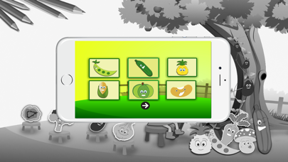 Coloring books (fruit) : Coloring Pages & Learning Games For Kids Free! screenshot two